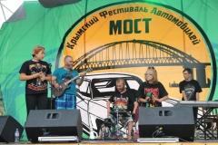 2018-07-16 Группа Овощи на сцене фестиваля